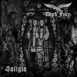 Dark Fury - Saligia [CD]