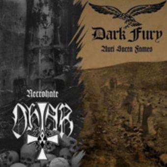 Ohtar / Dark Fury - Necrohate / Auri Sacra Fames [CD]