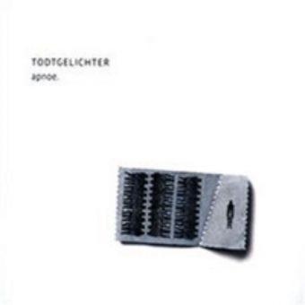 Todtgelichter - Apnoe [Digipack CD]