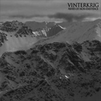 Vinterkrig - Ashes of Non-Existence [Digipack CD]