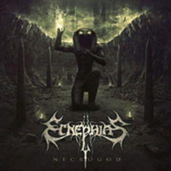 Ecnephias - Necrogod [Digipack CD]