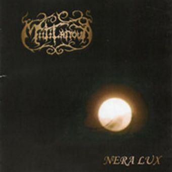 Mutilanova - Nera Lux [CD]