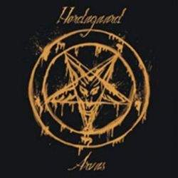 Hordagaard / Arvas - Uncle Satan / Dawn of Satan [CD]