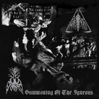 Pyrifleyethon / Ophidian Forest - Summoning of the Igneous [CD]