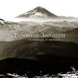 Perennial Isolation - Conviction of Voidness [CD]