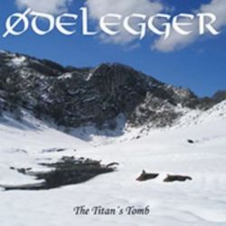 Ødelegger - The Titan's Tomb [CD]