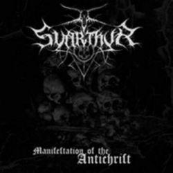 Svarthyr - Manifestation of the Antichrist [CD]