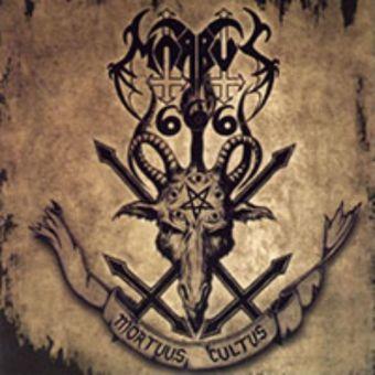 Morbus 666 - Mortuus Cultus [CD]