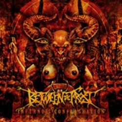 Between the Frost - Inferno's Conflagration [Digipack CD]