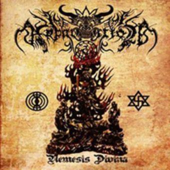 Apparition - Nemesis Divina [CD]