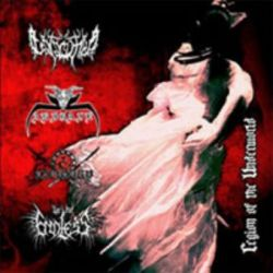 Catacumba / Abigail / Taekaury / The True Endless - Legion of the Underworld [CD]
