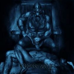 Krigere Wolf - Sacrifice to Valaskjàlf [CD]