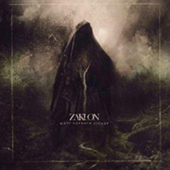 Zaklon - Whisper of Black Foliage (Шэпт чорнага лісьця) [Digifile CD]