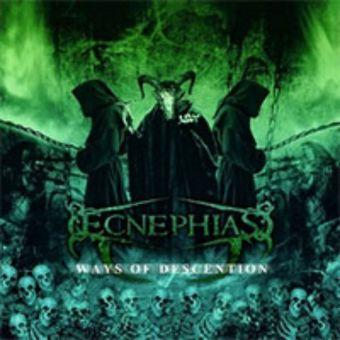 Ecnephias - Ways of Descention [CD]