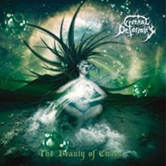 Eternal Deformity - The Beauty of Chaos [CD]