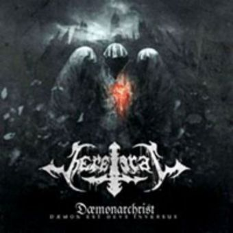 Heretical - Dæmonarchrist: Dæmon Est Devs Inversvs [CD]