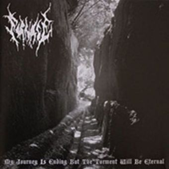 Fornace - My Journey is Ending but my Torment will be Eternal [CD]