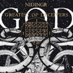 Nidingr - Greatest of Deceivers [Digipack CD]