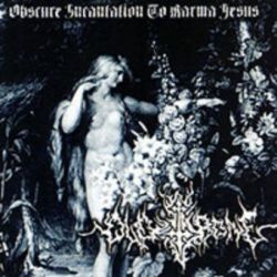 Old Throne - Obscure Incantation to Karma Jesus [CD]