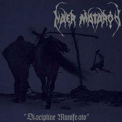 Naer Mataron - Discipline Manifesto [Digipack CD]