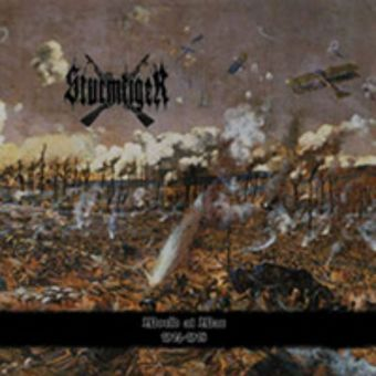 Sturmtiger - World at War 1914-1918 [CD]