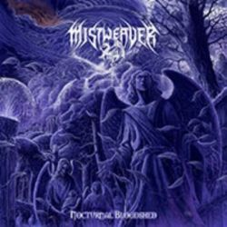 Mistweaver - Nocturnal Bloodshed [CD]