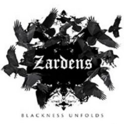 Zardens - Blackness Unfolds [CD]