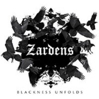 Zardens - Blackness Unfolds [CD]