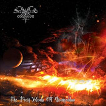 Serpentine Creation - The Fiery Winds of Armageddon [CD]