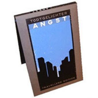 Todtgelichter - Angst (Collector's Edition) [A5 Digifile CD]