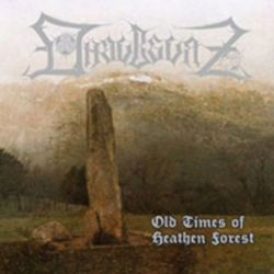 Dhaubgurz - Old Times of Heathen Forest [CD]