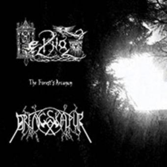 Heilnoz / Drengskapur - The Forest's Arcanum [CD]
