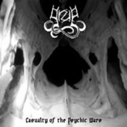 Grue - Casualty of the Psychic Wars [CD]