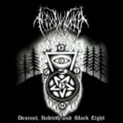 Hexenwald - Descent, Rebirth and Black Light [CD]