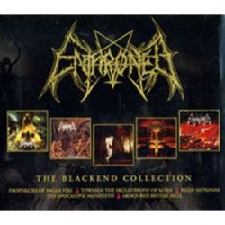 Enthroned - The Blackend Collection [4CD]