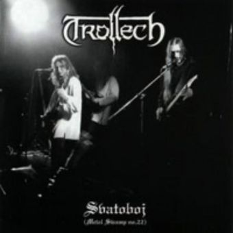 Trollech - Svatoboj (Metal Swamp no.22) [CD]