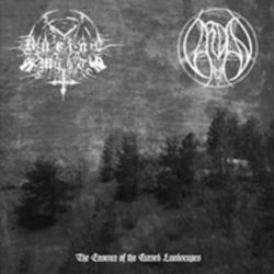 Burial Mist / Vardan - The Essence of the Cursed Landscapes [CD]