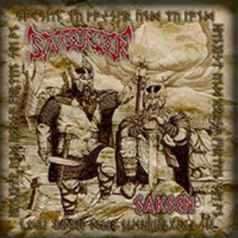 Saxorior - Saksen [Digipack CD]