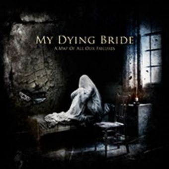 My Dying Bride - A Map of All Our Failures [Slipcase CD]