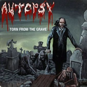 Autopsy - Torn from the Grave [Super-Jewel Box]
