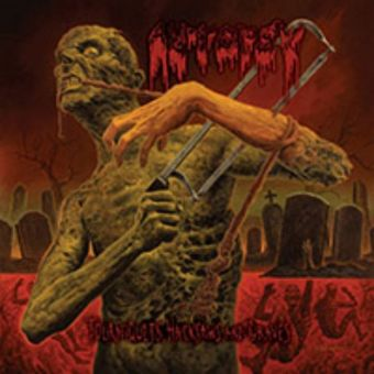 Autopsy - Tourniquets, Hacksaws and Graves [Slipcase CD]