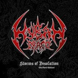 Hyban Draco - Storms of Desolation (Die-Hard Edition) [Slipcase Digipack CD]
