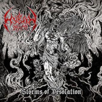 Hyban Draco - Storms of Desolation [CD]