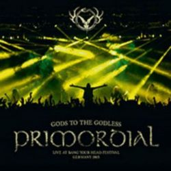 Primordial - Gods to the Godless [Digibook CD]