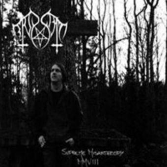 Blodsrit - Supreme Misanthropy MMVIII [Digipack CD]