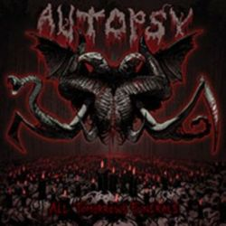 Autopsy - All Tomorrow's Funerals [Digibook CD]