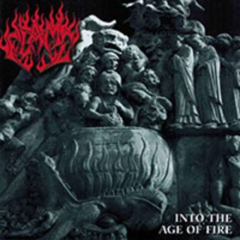 Flame - Into the Age of Fire [CD]