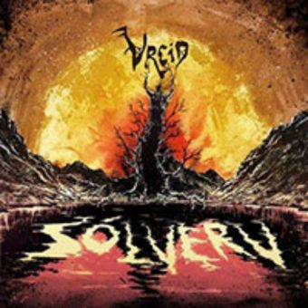 Vreid  - Sólverv [Digipack CD]