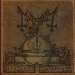 Mayhem - Esoteric Warfare [Digipack CD]