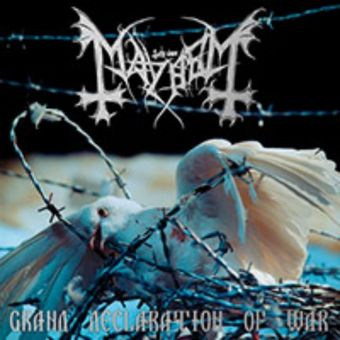 Mayhem - Grand Declaration of War [Digipack 2CD]